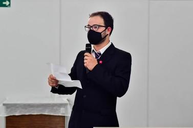 Veja as proposições do vereador Vinícius Teixeira na 13ª Sessão Ordinária