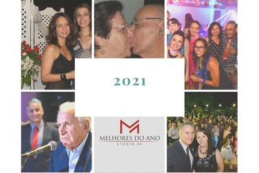 """Votação do prêmio """"Melhores do Ano 2021"""" em Andradas tem início"""