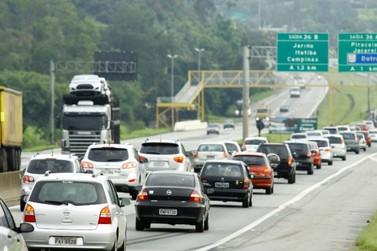 Fernão Dias terá operação especial de tráfego para o feriado de Páscoa
