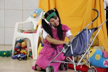 Prefeitura sensibiliza população sobre trabalho infantil com teatro