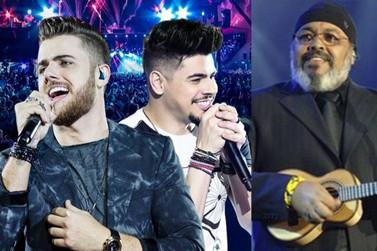 Aniversário de Atibaia terá shows de Zé Neto e Cristiano, Jorge Aragão e muito +