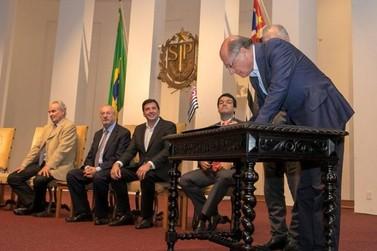 Governador de SP autoriza a construção de 252 moradias em Atibaia