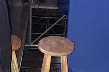 Homem fica gravemente ferido ao cair de camarote em Festa do Peão