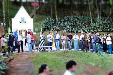 Missa Campal  abre as comemorações do aniversário de 353 anos de Atibaia