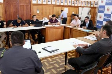 Reunião do GGI Atibaia reforça ações e planejamento para a segurança da cidade
