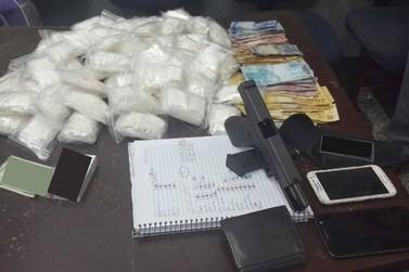 Polícia Militar encontra em Atibaia casa usada para o tráfico de drogas