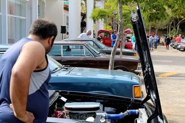 Atibaia tem encontro de Autos Antigos e Especiais neste domingo
