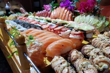 Conheça o Kawaii Sushi, o melhor rodízio japonês de Atibaia