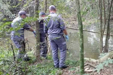 Corpo de homem é encontrado no rio Atibaia