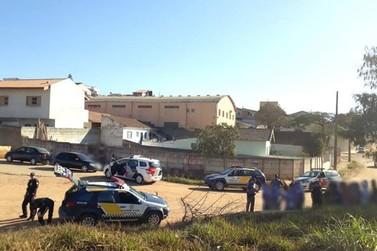 Força Policial de Atibaia faz operação contra o uso de Cerol e Linha Chilena