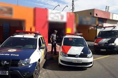 Prefeitura de Atibaia junto com GGI fecha Mototáxi clandestino em Atibaia