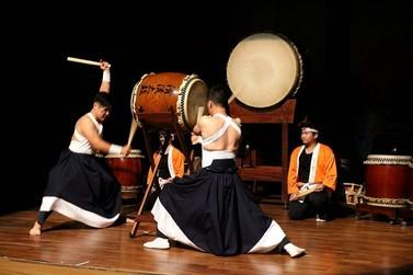 XI Concerto Especial de Taiko acontece neste sábado em Atibaia