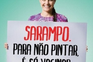 Vacina contra Sarampo e Paralisia Infantil começa nesse sábado em Atibaia