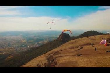 Atibaia sedia 1ª competição de Hike and Fly do Brasil