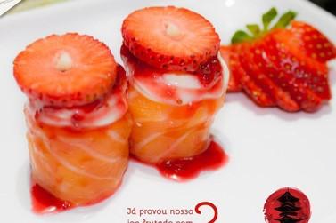 Experimente o Joy de Morango no Kawaii, e dê seu voto no Festival gastronômico!