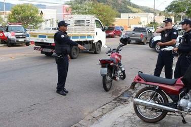 GGI Atibaia intensifica fiscalização de motocicletas com escapamento irregular