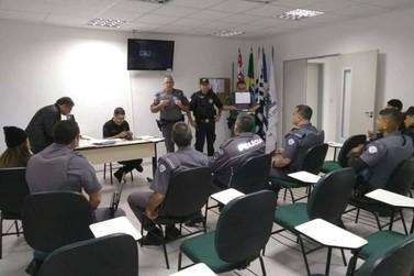 Operação conjunta do GGI: 17 pessoas foram detidas em Atibaia
