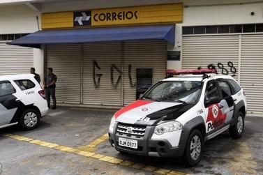 Assaltante é morto em tentativa de roubo à agência do Correios em Bragança