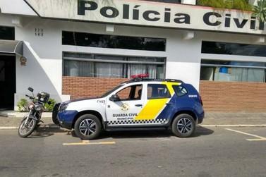 Guarda Municipal de Atibaia prende três suspeitos de furtar idosos