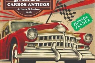 Vem aí, o 1º Encontro de Carros Antigos de Atibaia/Jarinu