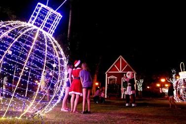 Atibaia inicia os preparativos para o Natal 2018