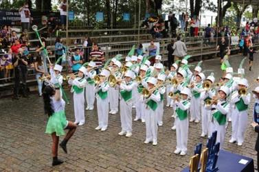 Copinha das Fanfarras Municipais de Atibaia acontece neste domingo