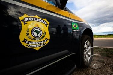 Homem é preso após furtar TV de base da PRF na Fernão Dias