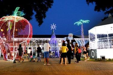 Programação Natal Luz continua em Atibaia  com apresentações musicais