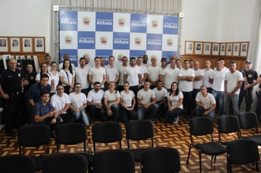 Prefeitura de Atibaia anuncia a contratação de 50 novos guardas para GCM