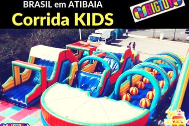 Está chegando em Atibaia o MAIOR BRINQUEDO INFLÁVEL do BRASIL: o BIGTOY