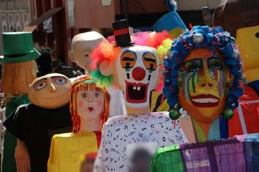 Está chegando o Carnaval dos Bonecões de Atibaia!