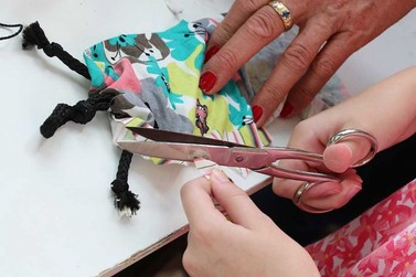 Três cursos de artesanato gratuitos estão com inscrições abertas na Prefeitura