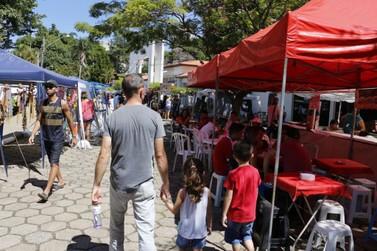 Atibaia tem Feira Permanente ao Ar Livre aos sábados no Balneário Municipal