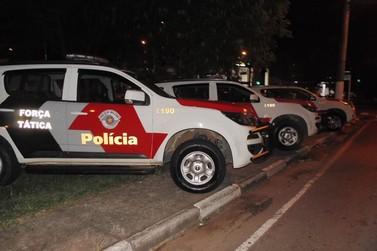 Força Tática estoura ponto de tráfico de drogas e prende Quadrilha em Atibaia