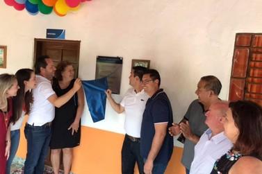 Prefeitura inaugura creche comunitária no bairro Rio Acima em Atibaia
