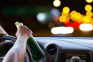 Sem CNH e embriagado homem causa acidente e é preso em Atibaia