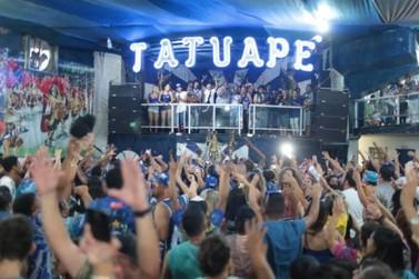 Atibaia é o enredo da Acadêmicos do Tatuapé no carnaval de 2020