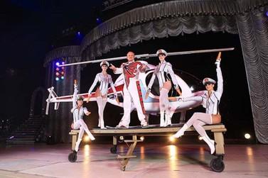 Confira os ganhadores dos ingressos para o Circo TIHANY do Portal da Cidade