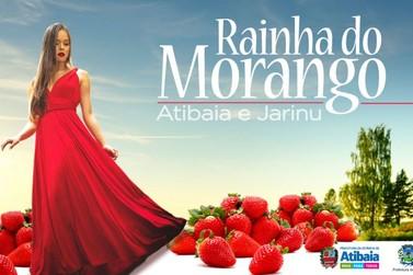 Participe do Concurso de Rainha e Princesas da 36ª Festa do Morango