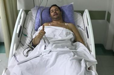Prefeito Saulo passa mal e ficará afastado para cuidar da saúde