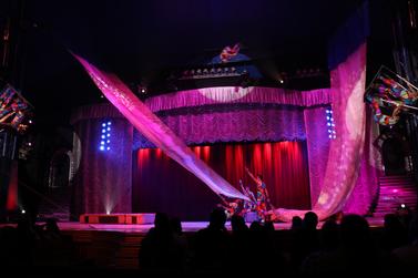 Quer ganhar um par de ingressos para o Circo TIHANY em Atibaia?!