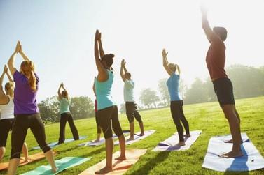 Acontece neste domingo em Atibaia o 'Yoga Day' com atividades de cultura