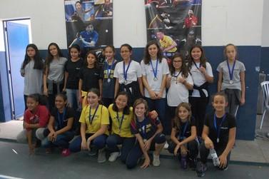 Campeonato Municipal Escolar continua com disputas esportivas em Atibaia