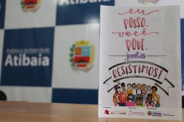 Cartilha de prevenção à violência de gênero é lançada pelo Programa Bem Estar