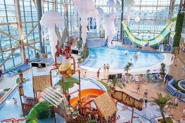 Hotel Tauá confirma data de abertura do parque aquático em Atibaia