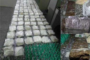 Polícia Militar derruba ponto de tráfico de drogas em Atibaia