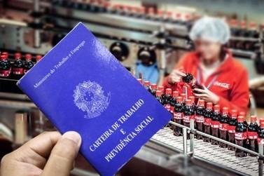 Coca Cola tem mais de 50 VAGAS de emprego; inclusive para Atibaia