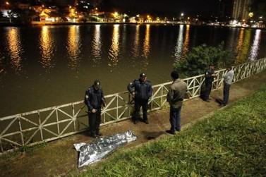 Morador de rua morre afogado após aposta para nadar no Lago do Taboão