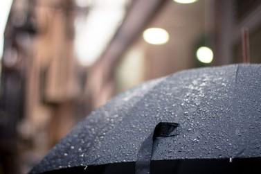 Atibaia tem chuva e queda da temperatura nesta semana