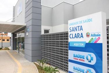 Unidade de Saúde Santa Clara inaugura neste sábado em Atibaia